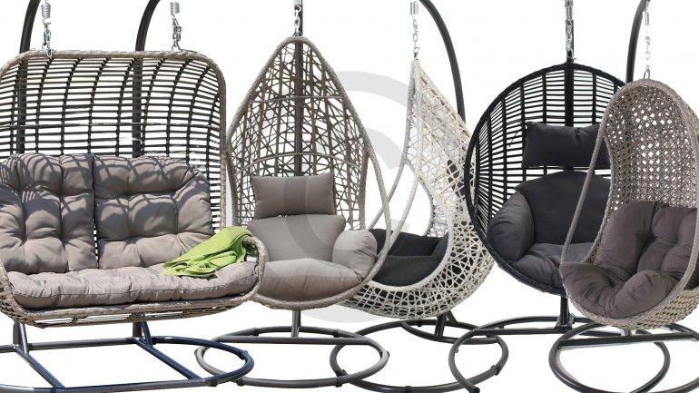 Funny Relax Hangstoel Wit.Loungeset Met Korting Voordelige Loungeset Tuinmeubelkorting Nl